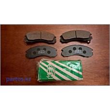 Brake pads (FR), Delica 94-2006