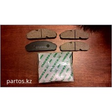 Brake pads disc front, Patrol (Y61) Japan